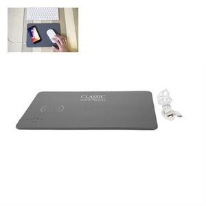 Kikkerland® Wireless Charging Mousepad