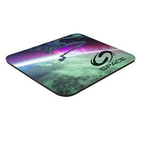 "Full Color Hard Mouse Pad (9 1/2""x8""x1/4"")"